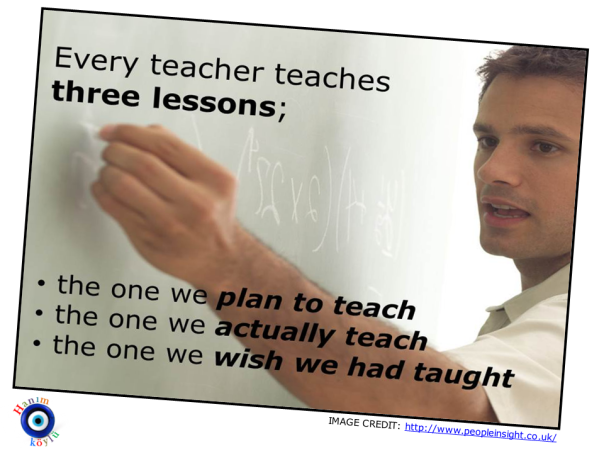 3 Lessons (of a TEACHer) Ver 02