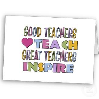 great teachers | allthingslearning