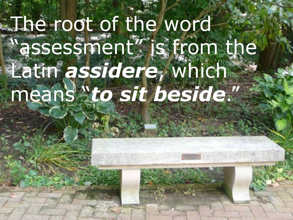 assessment in education Today, more effort is being expended on educational assessment than at any  time in the past but often this assessment is done without full, or sometimes, any .
