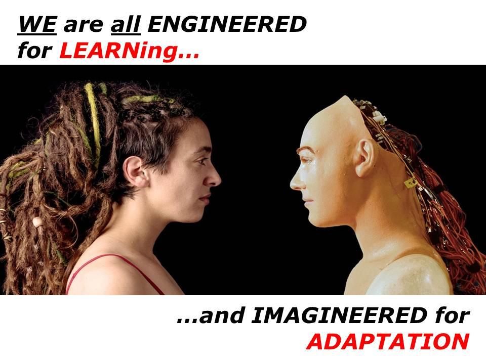 "Adaptation – the ""art"" & ""science"" of LEARNing ..."