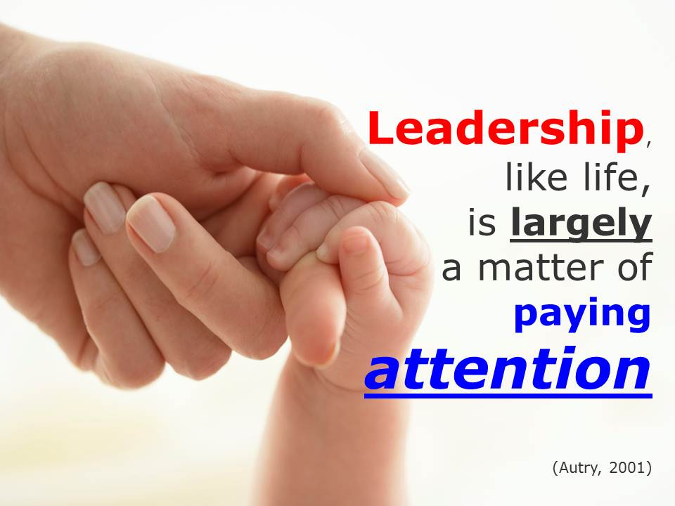 Caring leadership quotes