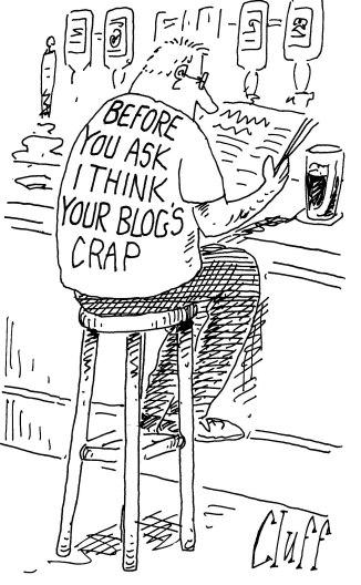 Blogger (crap blog)