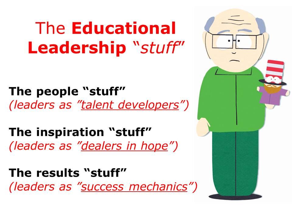 Educational leadership degrees