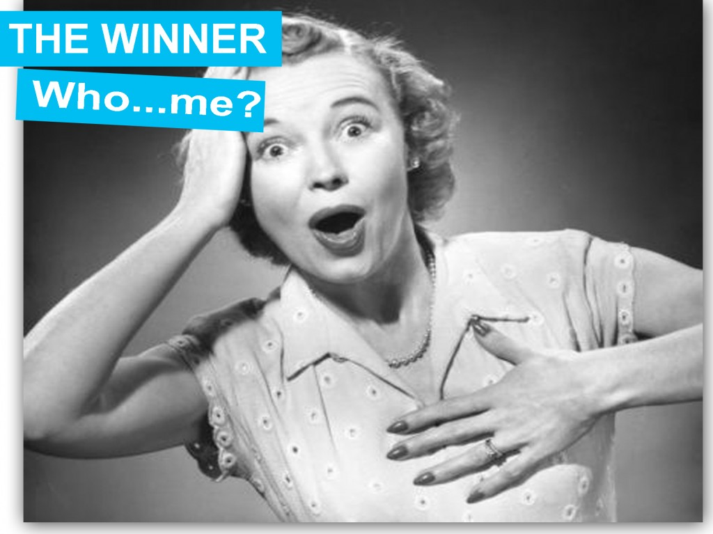 Allthingslearning: And….the WINNER Is…