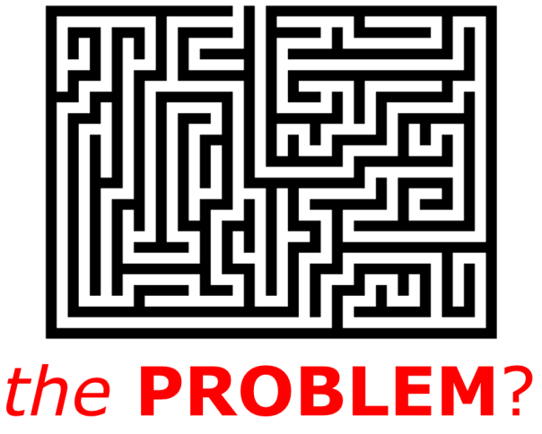 the PROBLEM (obs)