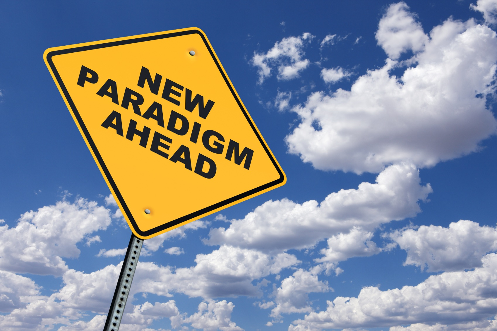 paradigm shift Definition of paradigm shift - a fundamental change in approach or underlying assumptions.