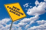 New Paradigm Ahead (RoadSign)