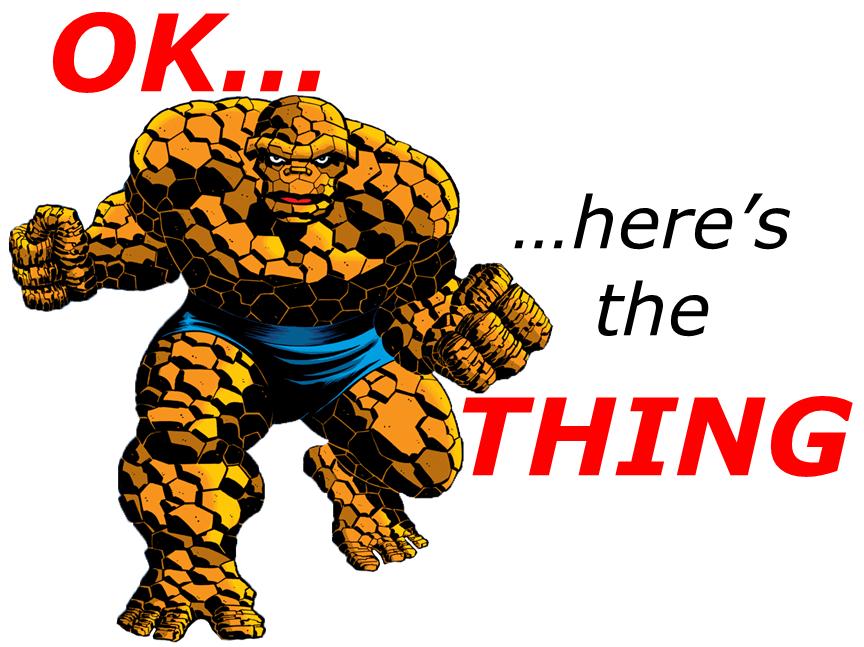 Allthingslearning: OK Heres The Thing