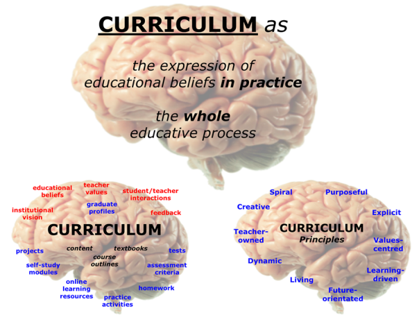 taking a curriculum perspective allthingslearning