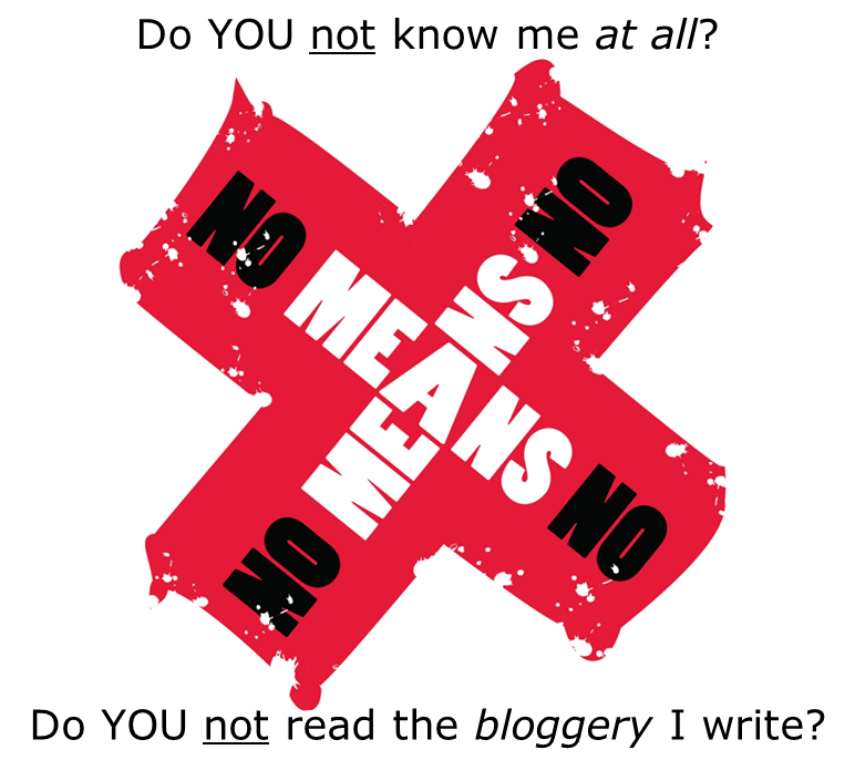 """What does it mean to """"UNcover"""" a CURRICULUM? (Pt 02) » NO means NO (TG ver)"""