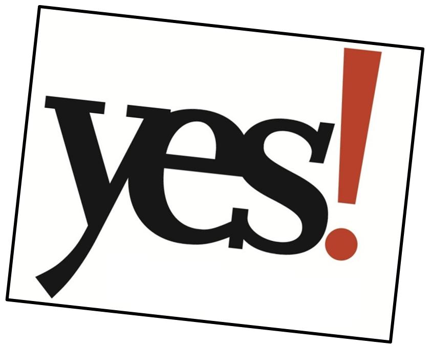 Allthingslearning: YES (red Exlam Tilted)