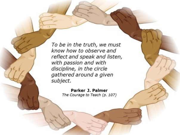 Palmer QUOTATION - Circle of Trust