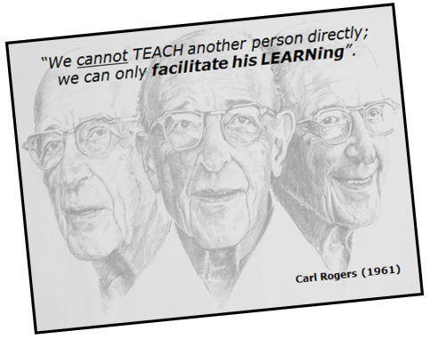 Rogers QUOTE (Facilitation of LEARNing)