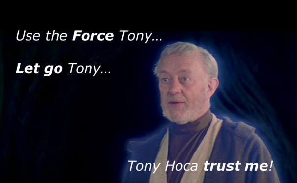 The Obi-Wan DREAM