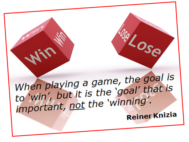 Gamification 12 (winning the game)