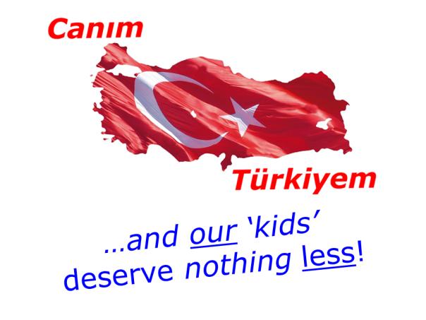 Canım Türkiyem