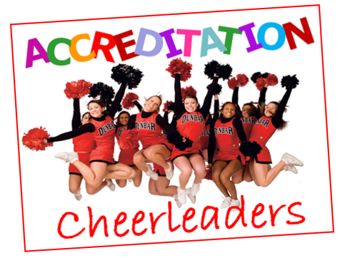 Cheerleaders (accreditation)