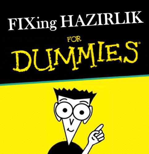 Dummies (fixing hazırlık))
