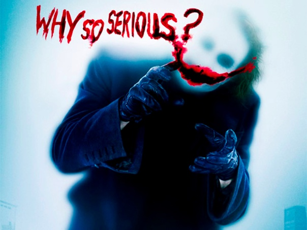 Joker (Why So Serious)