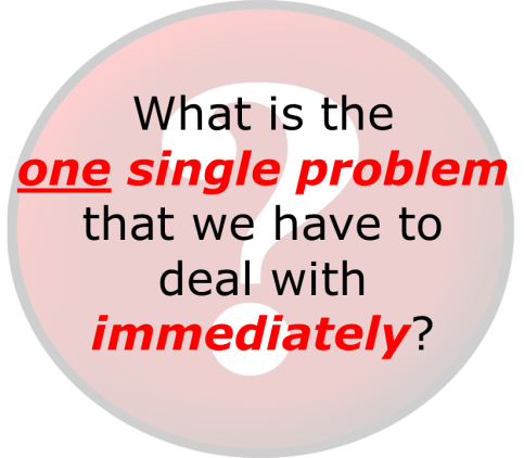 One SINGLE Problem