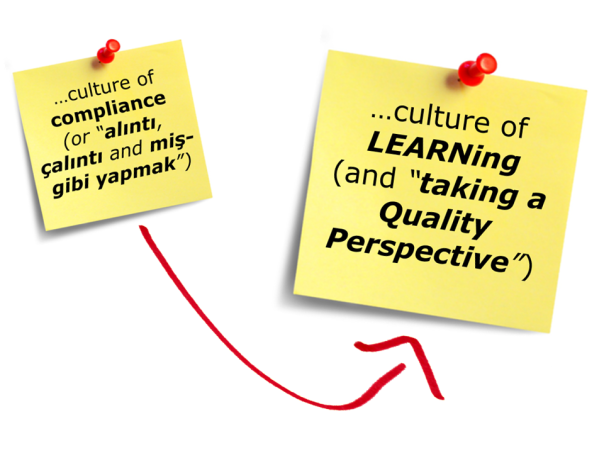 Shift (culture of learning)