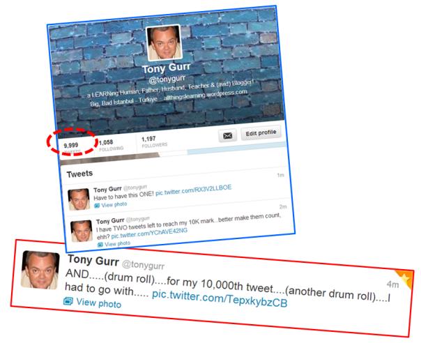 10000th tweet