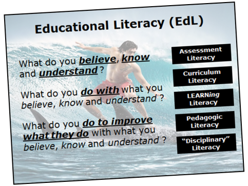 EDUCATIONAL LITERACY 03