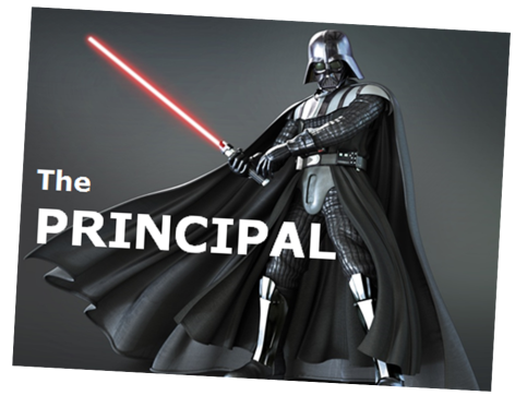 Motivation (abdication and Darth Principal)