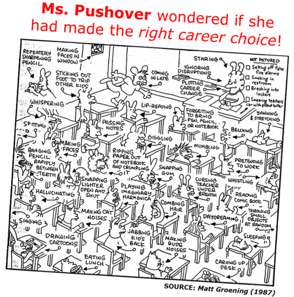 Ms Pushover
