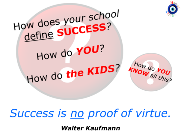 Success (TG ver and Kaufman quote)