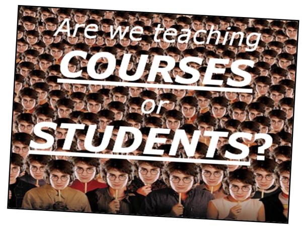 TEACHing (Harry Potter style)
