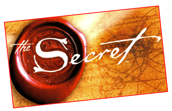 The SECRET (logo 02)