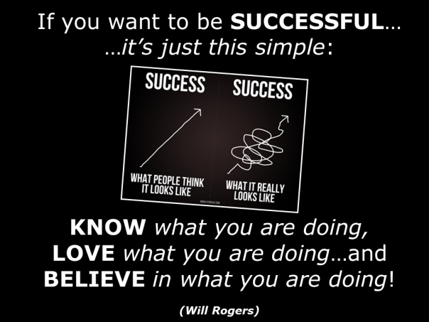 What success looks like (Will Rogers quote) TG ver 02