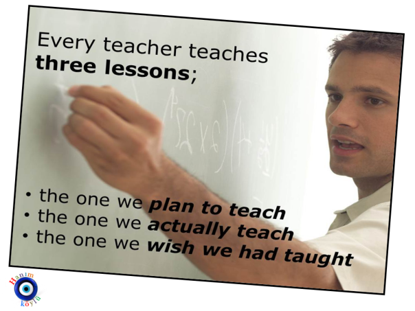 3 Lessons (of a TEACHer) Ver 03