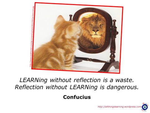 REFLECTION 04 (Confucius quote)