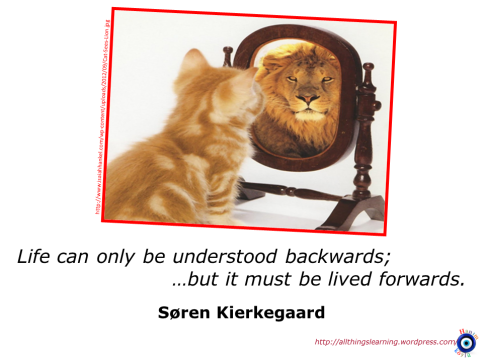 REFLECTION 08 (Kierkegaard quote)
