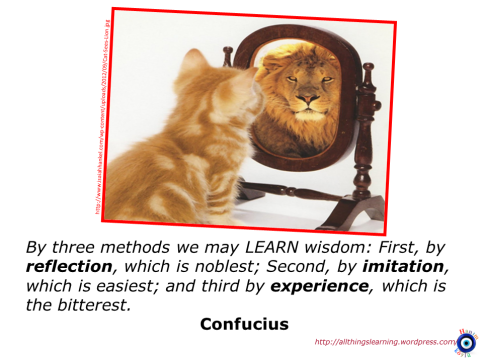 REFLECTION 12 (Confucius quote)