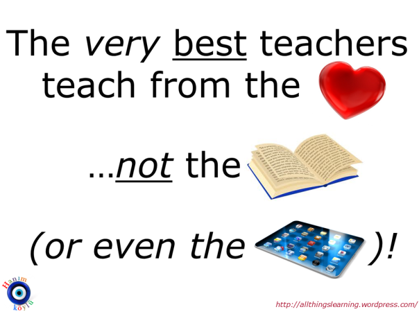 The VERY best TEACHers