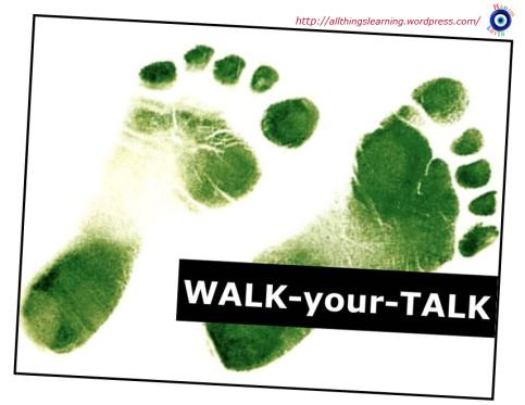 Walk the talk (Ver 03)