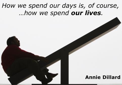 Creativity (Annie Dillard quote 01)