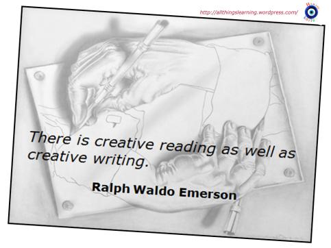 Creativity (Emerson quote 01)