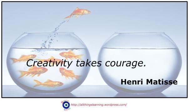 Creativity (Matisse quote 01)