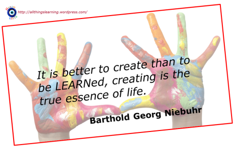 Creativity (Niebuhr quote 01)