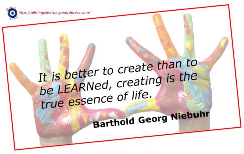 Creativity (Niebuhr quote 01)
