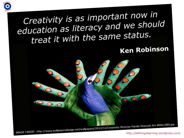 Creativity (Sir Ken quote 01)