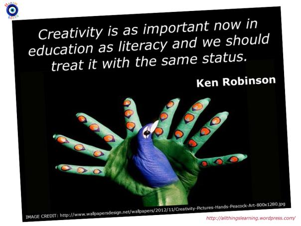 Creativity (Sir Ken quote 01)