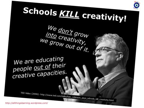 Creativity (Sir Ken quote 02)