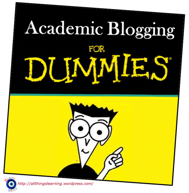 Dummies (Academic Blogging) Ver 02 TG
