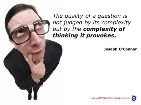 Questions (Joseph O Connor quote) Ver 03