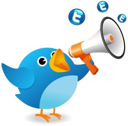 Twitter (bird announce)